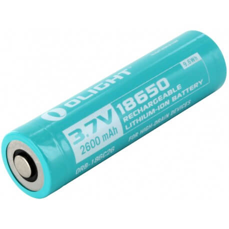 Olight 18650 2600mAh Battery
