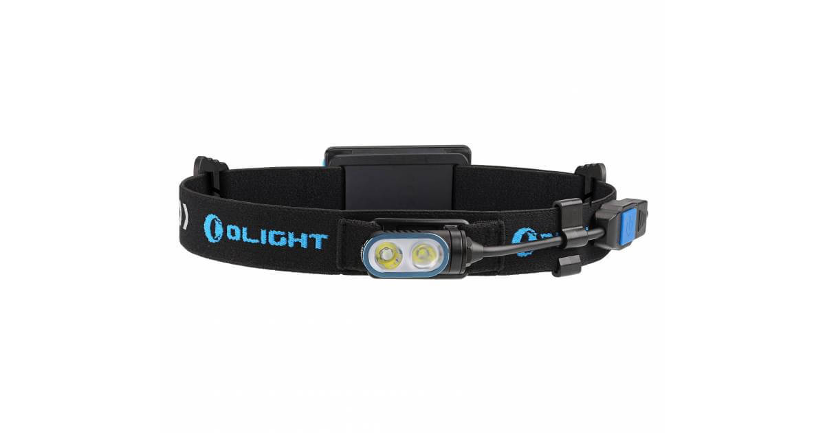 Olight HS2, 400 Lumens, 85m Throw, Rechargeable
