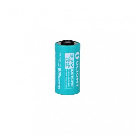 Olight 16340 550mAh Battery