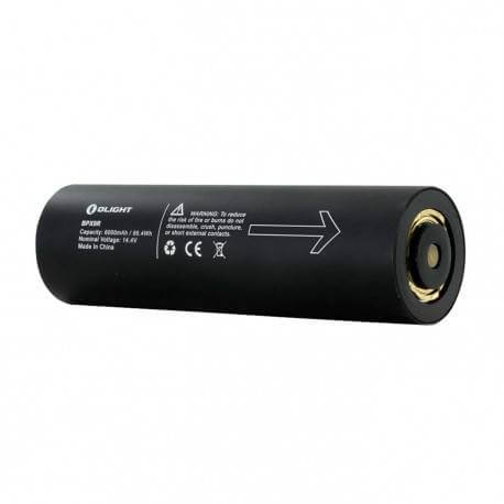 Olight X9R replacement battery pack