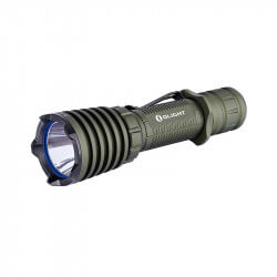 Olight Warrior X OD Green, 2000 Lumen, 560m throw, Rechargeable