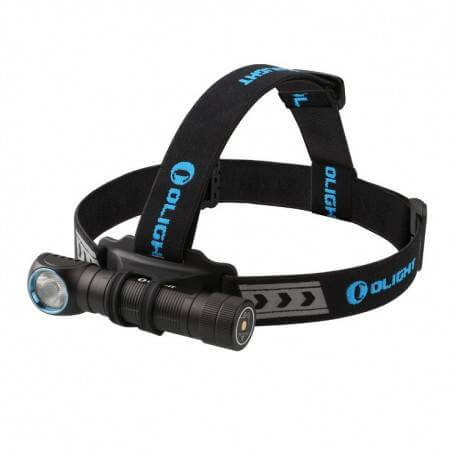 Olight H2R Baton 2300 lumen, 153m Throw