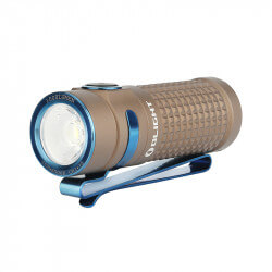 Olight S1R II Desert Tan, 1000 Lumen, 145m throw, rechargeable