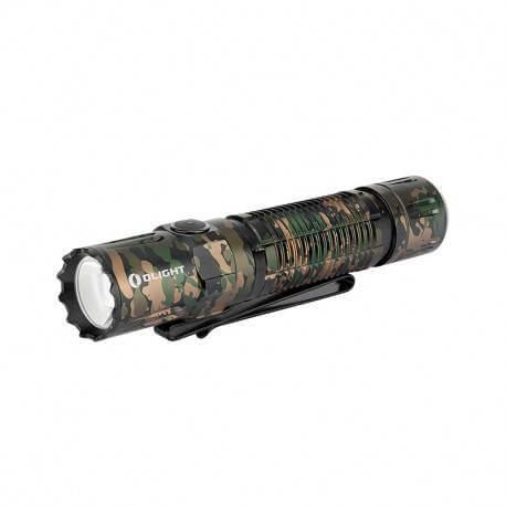 Olight M2R Pro Warrior, 1800 Lumen, 300m throw, rechargeable - BLACK