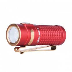 Olight S1R II Red, 1000 Lumen, 145m throw, rechargeable