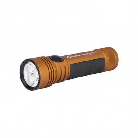 Olight Seeker 2 Pro, 3200 Lumen, Burnt Orange