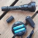 Olight M3Xs Javelot Rechargeable Set, 1200lumen, 1000m Throw